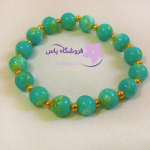 دستبند فیروزه - فروشگاه یاس شاپ