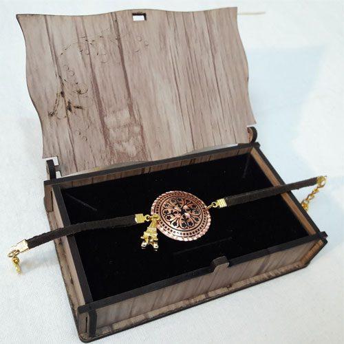 دستبند مسی فروشگاه یاس yasshop.ir
