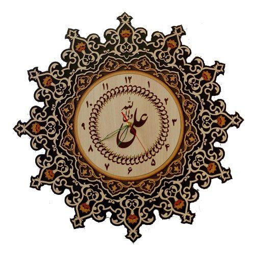 ساعت علی ولی الله مدل ۱