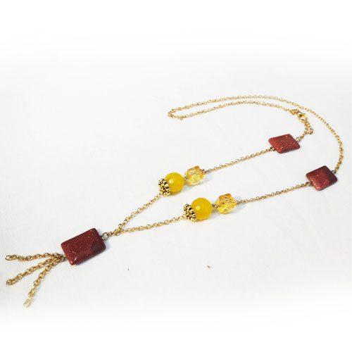 سرویس-دلربا---دستبند-دلربا---مدل-۱-۲-۰۳۶۰۰۳-فروش-زیورآلات-فروشگاه-یاس-yasshop.ir